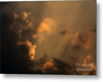 Sky Metal Print by Odon Czintos