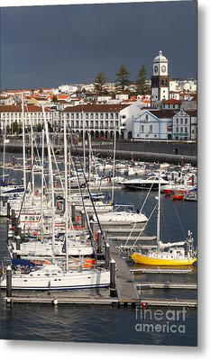 Ponta Delgada - Azores Metal Print by Gaspar Avila