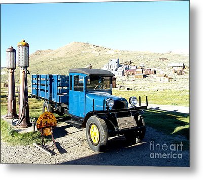Metal Print featuring the photograph 1927 Graham by Jim McCain