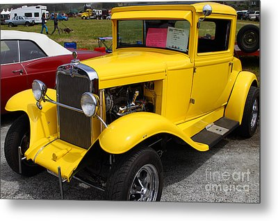 1929 Chevrolet Coupe 7d15140 Metal Print by Wingsdomain Art and Photography