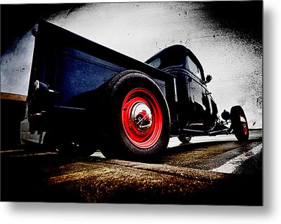 1934 Ford Pickup Metal Print by Phil 'motography' Clark