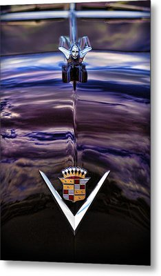 1949 Cadillac Metal Print by Gordon Dean II