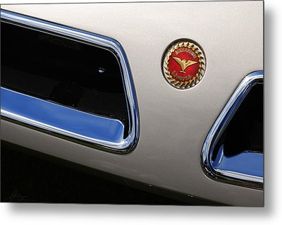 1966 Bizzarini 5300 Spyder Metal Print by Gordon Dean II