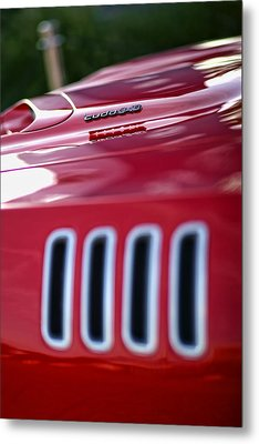 1971 Plymouth 'cuda 340 Metal Print by Gordon Dean II