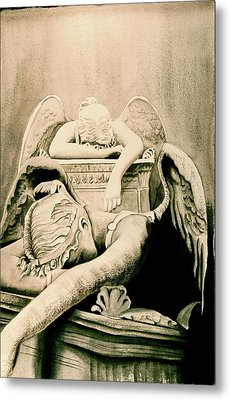 Angel Of Grief Metal Print