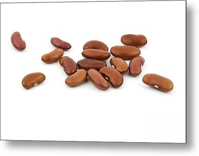 Beans Metal Print by Blink Images