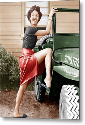 Carmen Jones, Dorothy Dandridge, 1954 Metal Print by Everett
