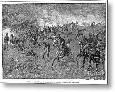 Chancellorsville, 1863 Metal Print by Granger
