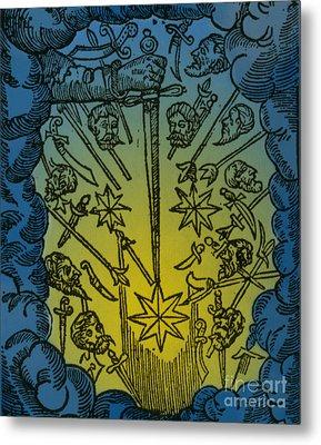 Comet, 1665 Metal Print by Science Source