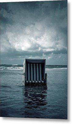 Flood Metal Print by Joana Kruse