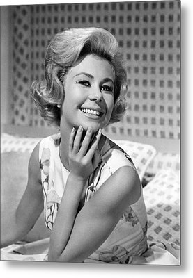 For Love Or Money, Mitzi Gaynor, 1963 Metal Print by Everett