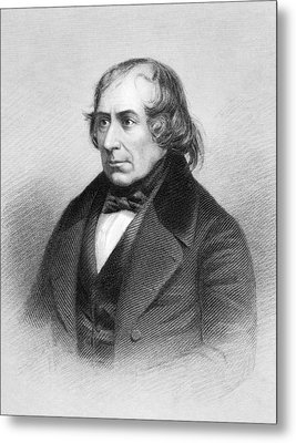 Francois Arago, French Physicist Metal Print by