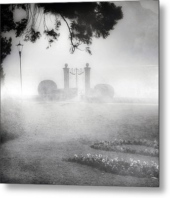 Gateway To The Lake Metal Print by Joana Kruse