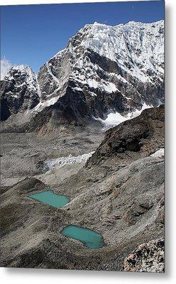 Himalayan Landscape Metal Print by Pal Teravagimov Photography