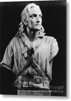 John James Audubon, French-american Metal Print by Photo Researchers