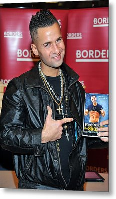 Mike The Situation Sorrentino Metal Print by Everett