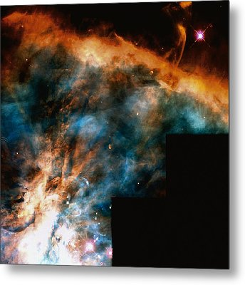 Orion Metal Print by Stocktrek