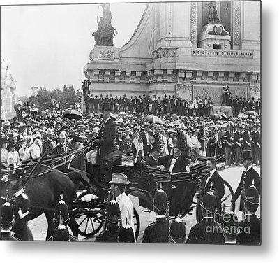 Pan-american Expo, 1901 Metal Print by Granger
