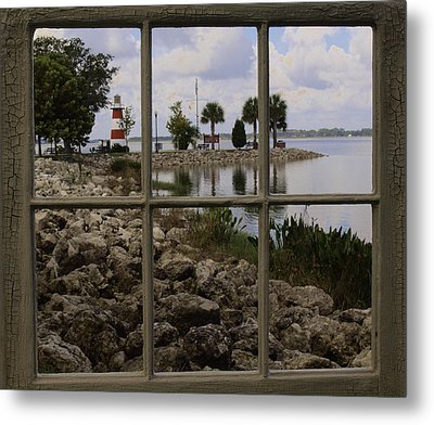 Metal Print featuring the photograph Room With A View by Randy Sylvia