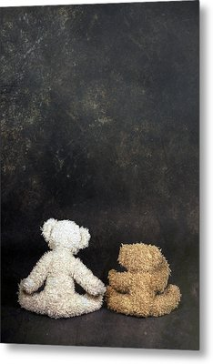 Teddy Bears Metal Print by Joana Kruse