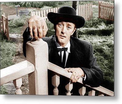 The Night Of The Hunter, Robert Metal Print by Everett