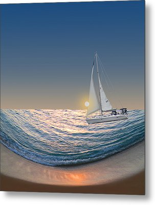 2004 Metal Print by Peter Holme III