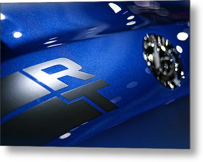 2012 Dodge Challenger Rt Metal Print by Gordon Dean II