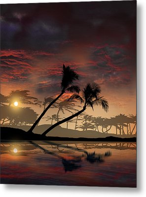 2187 Metal Print by Peter Holme III