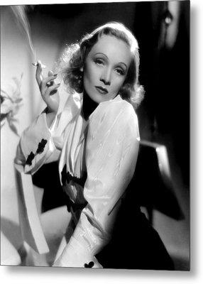 Angel, Marlene Dietrich, 1937 Metal Print