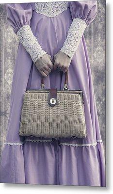 Handbag Metal Print by Joana Kruse