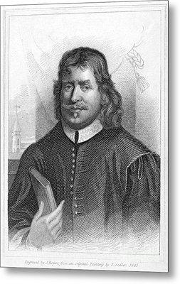 John Bunyan (1628-1688) Metal Print by Granger