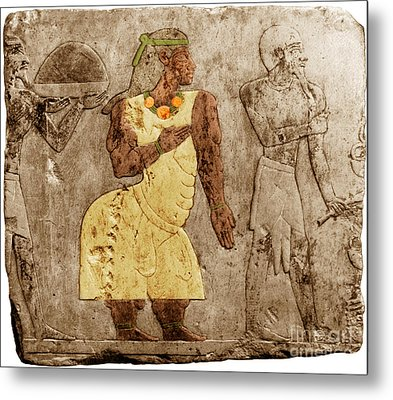 Muscular Dystrophy, Ancient Egypt Metal Print by Science Source
