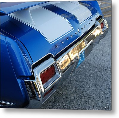 Olds C S  Metal Print by Rob Hans