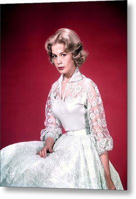 Sandra Dee, Ca. 1950s Metal Print by Everett