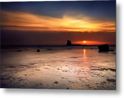 Sunrise Metal Print by Svetlana Sewell