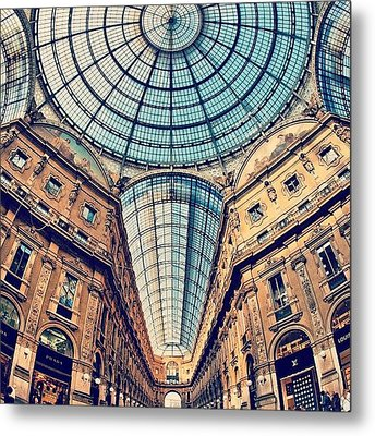 #travel #travelingram #aroundtheworld Metal Print by Tommy Tjahjono
