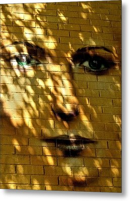 Watching You ... Metal Print by Juergen Weiss