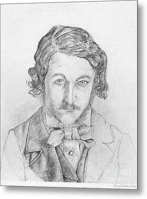 William Morris (1834-1896) Metal Print by Granger