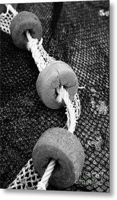 Fishing Buoys Metal Print by Gaspar Avila