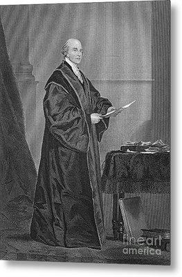 John Jay (1745-1829) Metal Print by Granger