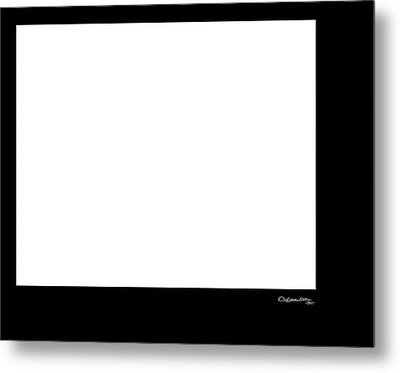 4 Minutes And 33 Seconds Homage To John Cage Metal Print by Xoanxo Cespon