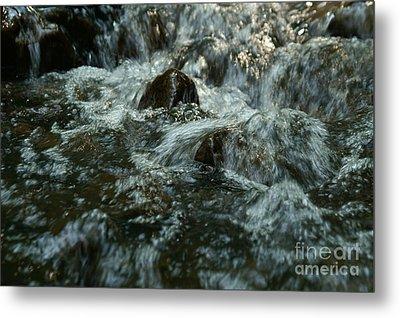 River Metal Print by Odon Czintos