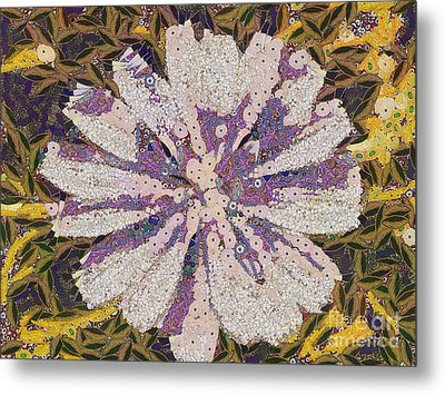 The Flower Metal Print by Odon Czintos