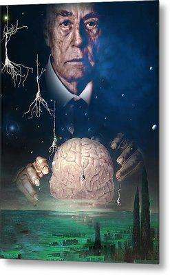 Alzheimer's Disease Metal Print