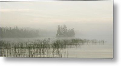 Lake Of The Woods, Ontario, Canada Metal Print by Keith Levit