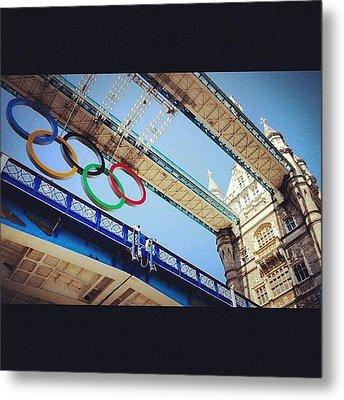 #london2012 #london #olympics Metal Print