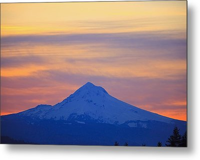 Oregon, United States Of America Metal Print by Craig Tuttle