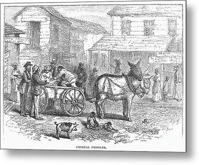 Arkansas: Hot Springs, 1878 Metal Print by Granger
