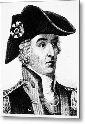 Francis Marion (1732?-1795) Metal Print by Granger