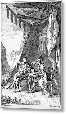 Shakespeare: Julius Caesar Metal Print by Granger